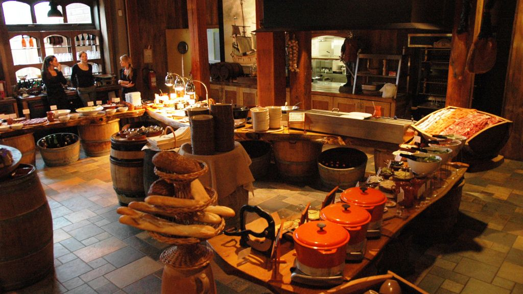 Restaurant Etensreis de Batavia