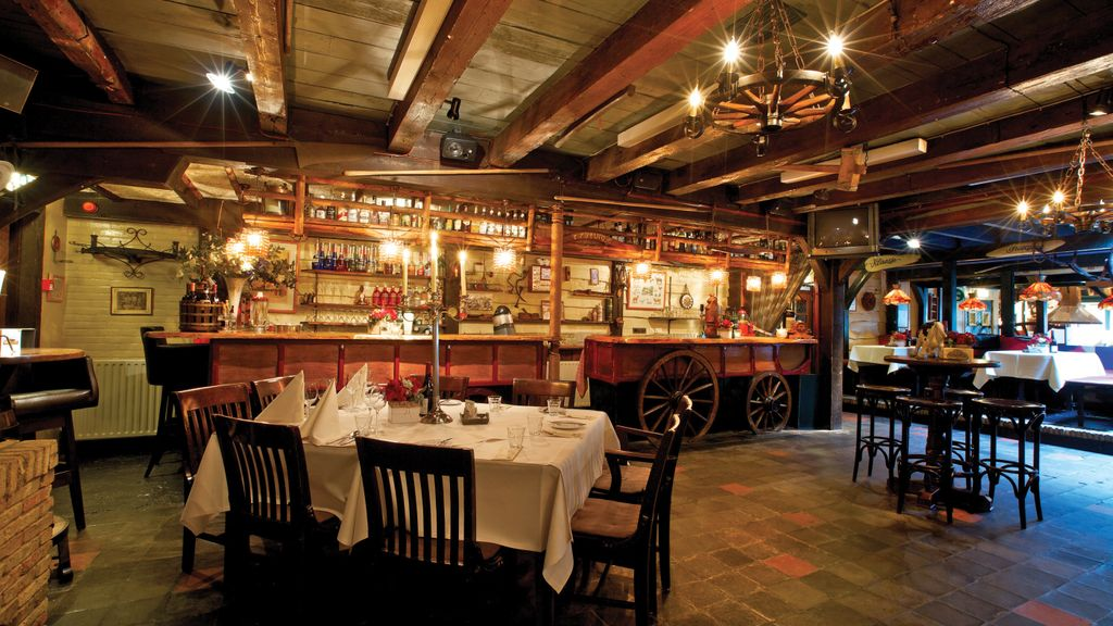 Restaurant - Uitspanning De Nadorst