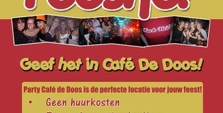 Partycafé de Doos