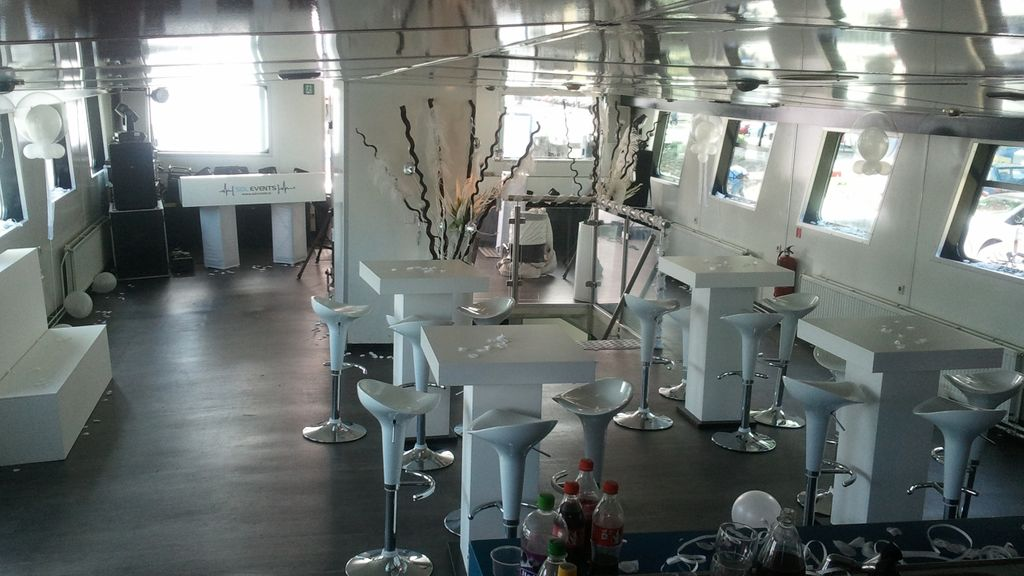BOOT10 partyschepen (Rotterdam)