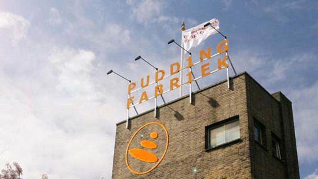 Puddingfabriek Groningen