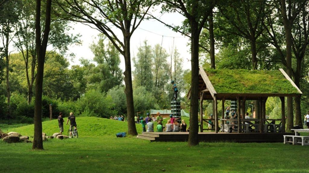 Pagedal Adventure Park