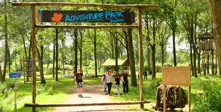 Pagedal Adventure Park