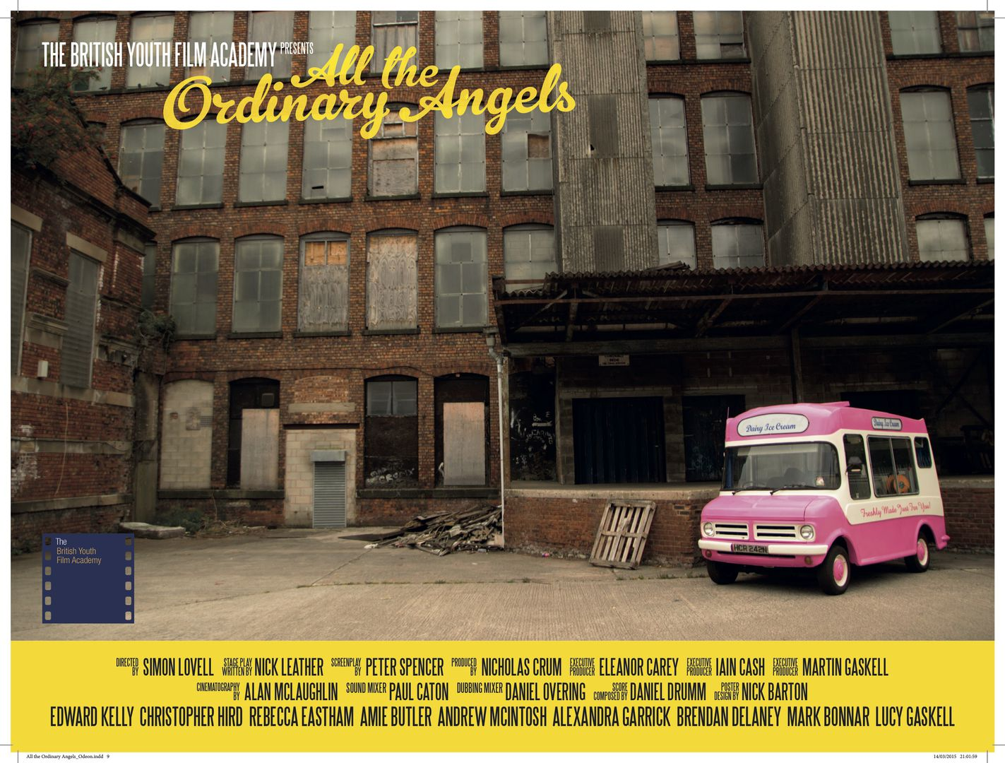 All The Ordinary Angels Filmfreeway