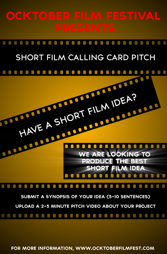 Short film pitch 2 no logo