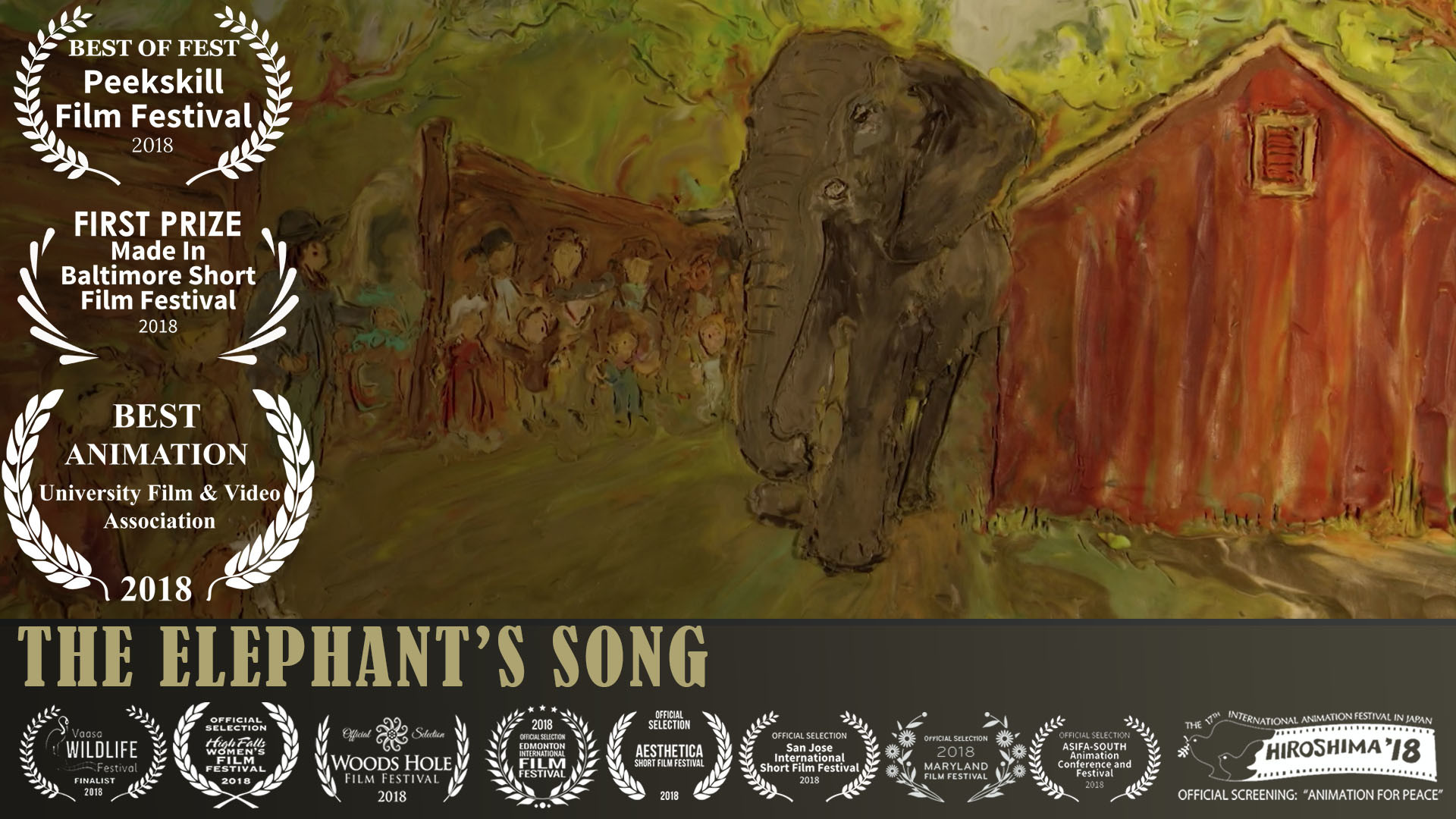 The Elephant's Song - FilmFreeway