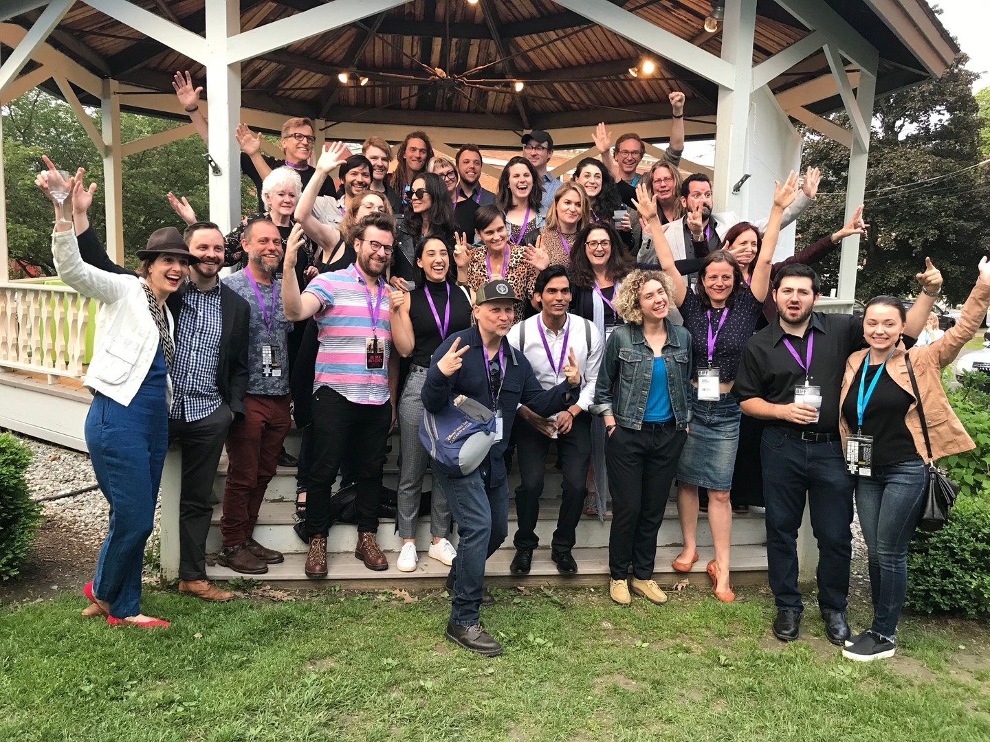 2019 filmmakers summit attendees