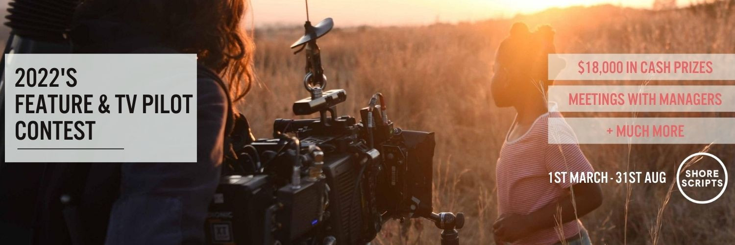Shore Scripts Screenwriting Competition Winners Announced