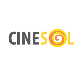 Cinesol web logo white background