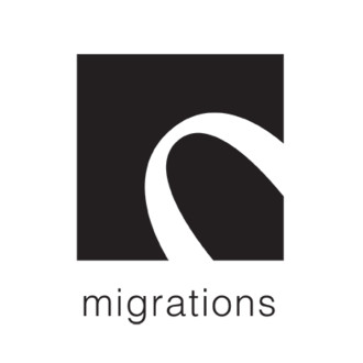 Migrations brand primary logo