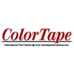 Colortape international film festival logo