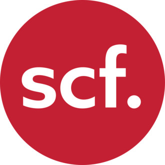 Scf logo colour filled