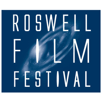 Roswell film festival logo color