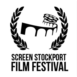 Screen stockport film festival logo 2014 white2