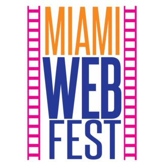 Miami web fest vector logo final