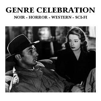 Genre celebration square logo