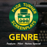 Page Turner Screenplay GENRE Competition