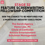 4th Annual Stage 32 Feature Screenplay Contest