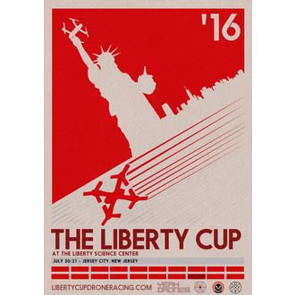 Liberty cup poster