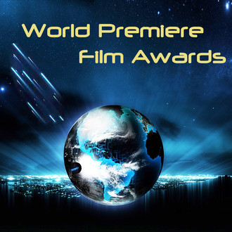 World premiere film awards logo