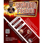 2nd Annual Sigmund Freud Film Festival and Challenge