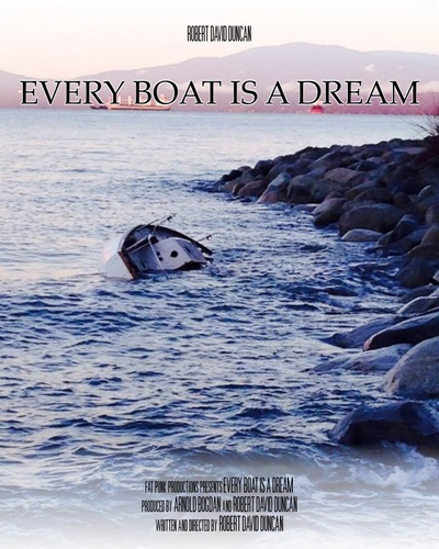 Every boat is a dream poster 2