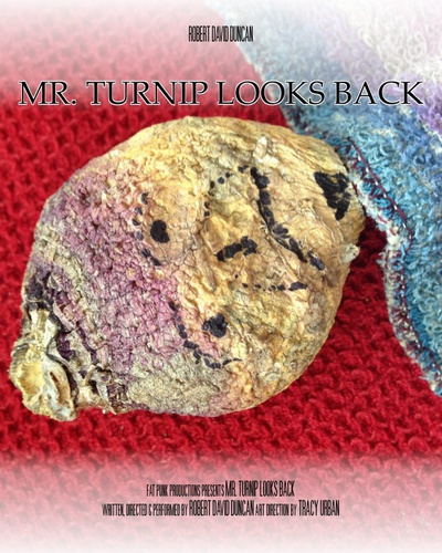 Mr. turnip poster 4