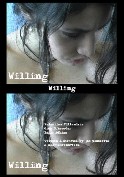 Willingdvd cover