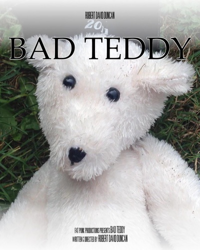 Bad teddy poster 1