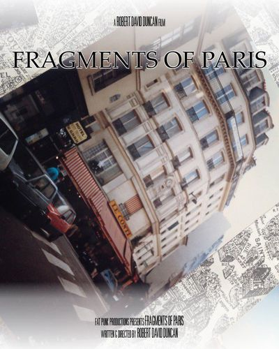 Fragments of paris poster 2