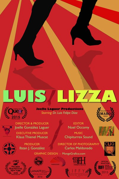 New luis lizza poster oct 2016