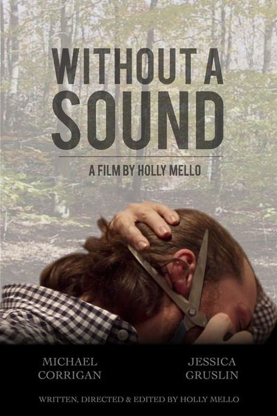 Without a sound film poster without laurel