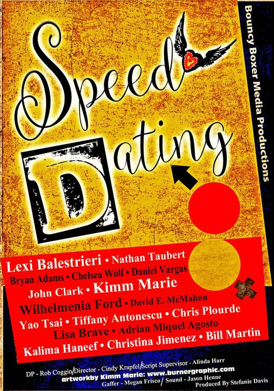 speed dating posters