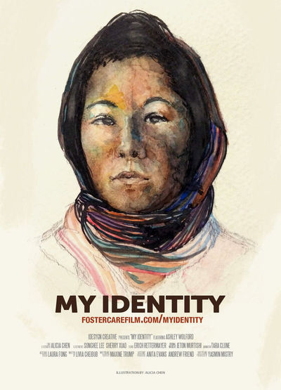 Myidentity poster