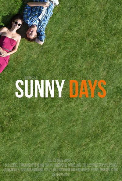 Sunny days poster small