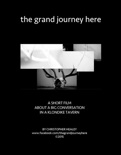 The grand journey here poster 2016