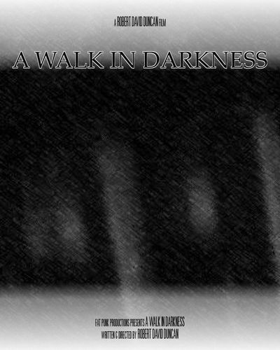 A walk in darkness poster 2