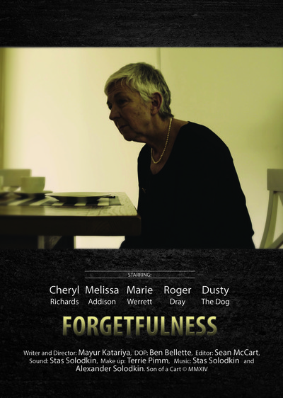 Poster   forgetfulness