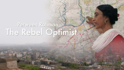 Perween rahman   the rebel optimist