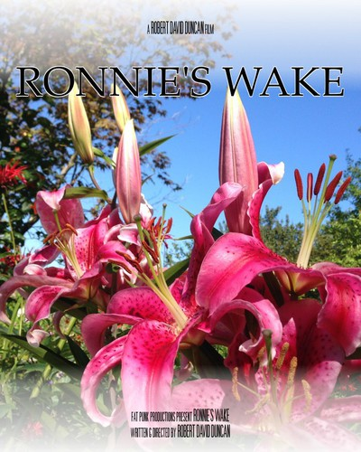 Ronnies wake poster 2