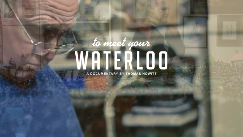 what does it mean to meet your waterloo
