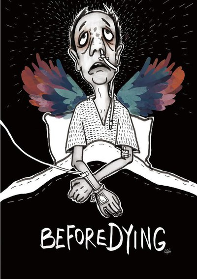 Before dying poster