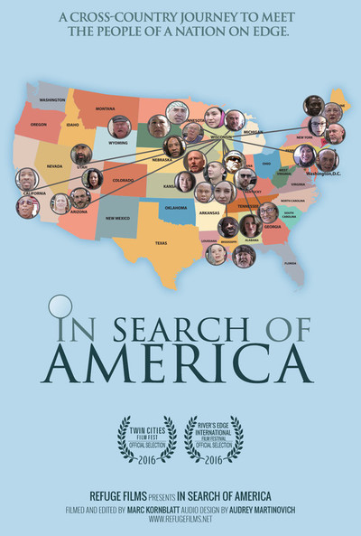 Poster insearchofamerica