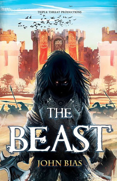 The beast graphic novel cover