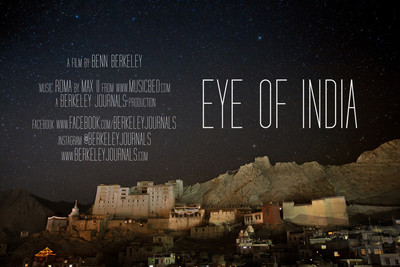 Eye of india poster edit