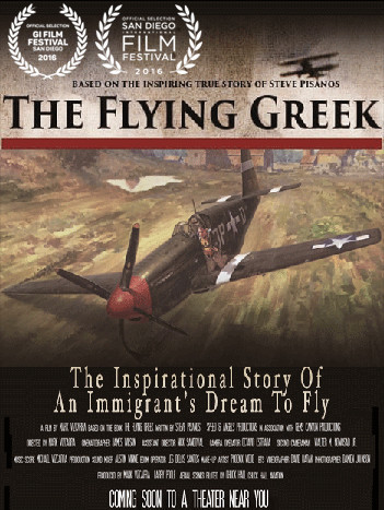Flyinggreek poster