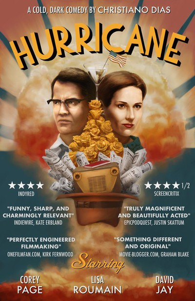 Hurricane poster with reviews