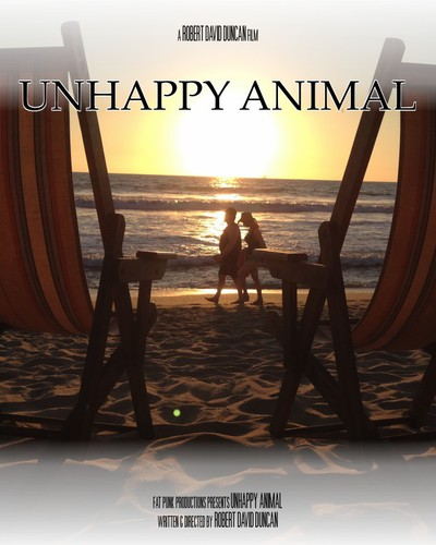 Unhappy animal poster 1