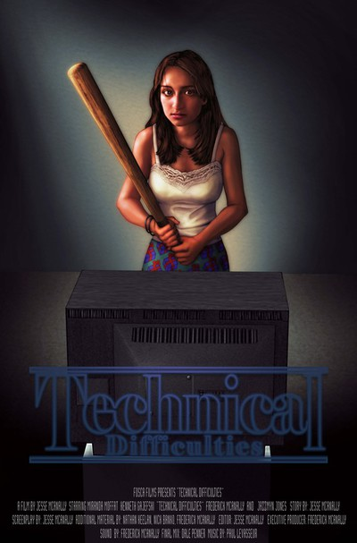 Technical difficulties final poster small