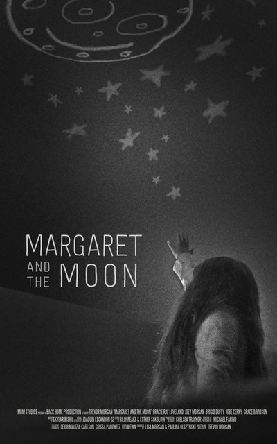 Margaret and the moon one sheet